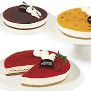 Continental Cheesecakes