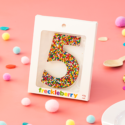 Freckleberry Numbers