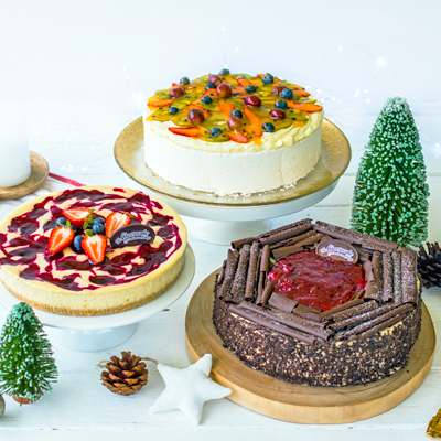 12 Cakes Of Christmas