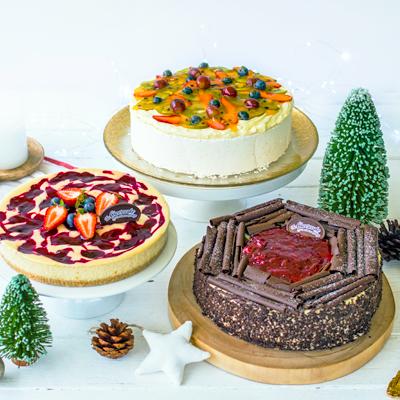 12 Cakes Of Christmas