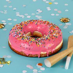 NUT FREE & EGGLESS STRAWBERRY CAKE